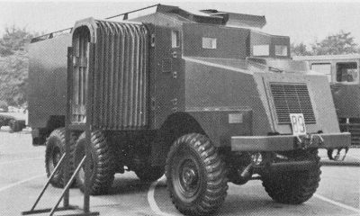 AEC FV11061 Armoured Command Vehicle
