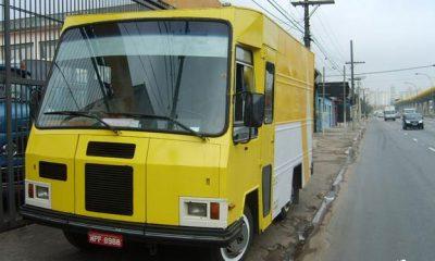 Agrale 1600 Van
