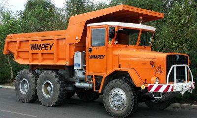 AEC 690 Dumptruck 10 cu yd ( model BDK6R )