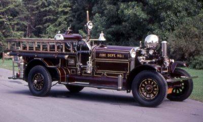 1916 Ahrens-Fox M3