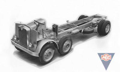 AEC Majestic Mk III