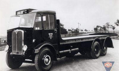 AEC Mammoth Minor (model 366L)