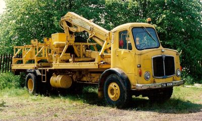 AEC Mandator Missle Carrier ( model G4 )