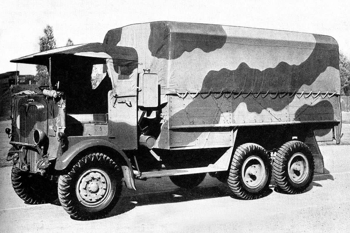 AEC Marshal ( model 644 )