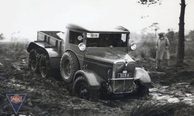 AEC Marshal ( model 644 ) prototype