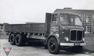 AEC Marshal ( model GM6RA )