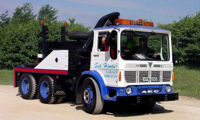 AEC Marshal / Marshal 8 ( model TGM6 / TGM8 )