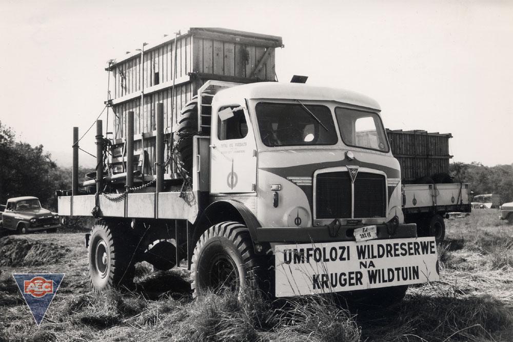 AEC Matador MkII ( model 4GM4RA )