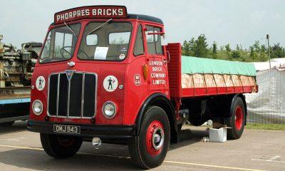AEC Mercury MkI ( model GM4RA ) with Duramin cab