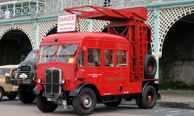 AEC Mercury London Transport Tower Wagon