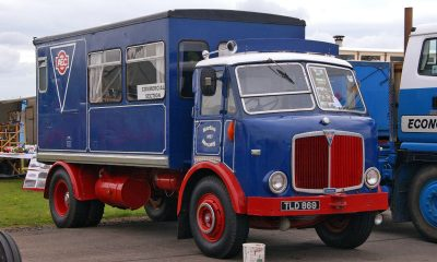 AEC Mercury MkII (model GM4RA) with Park Royal
