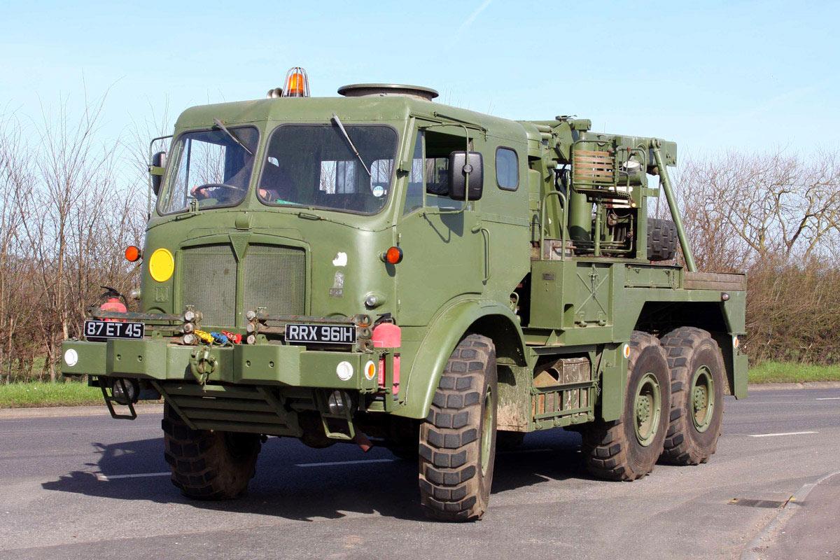 AEC Militant MkIII model O870