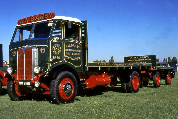 AEC Monarch Mk II
