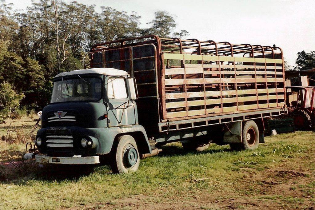 AEC Mustang