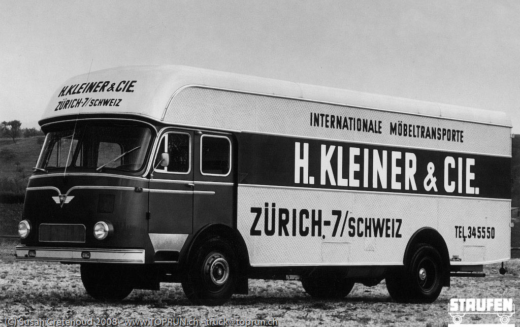 AEC Regal Van