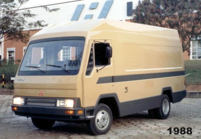 Agrale Step-Van