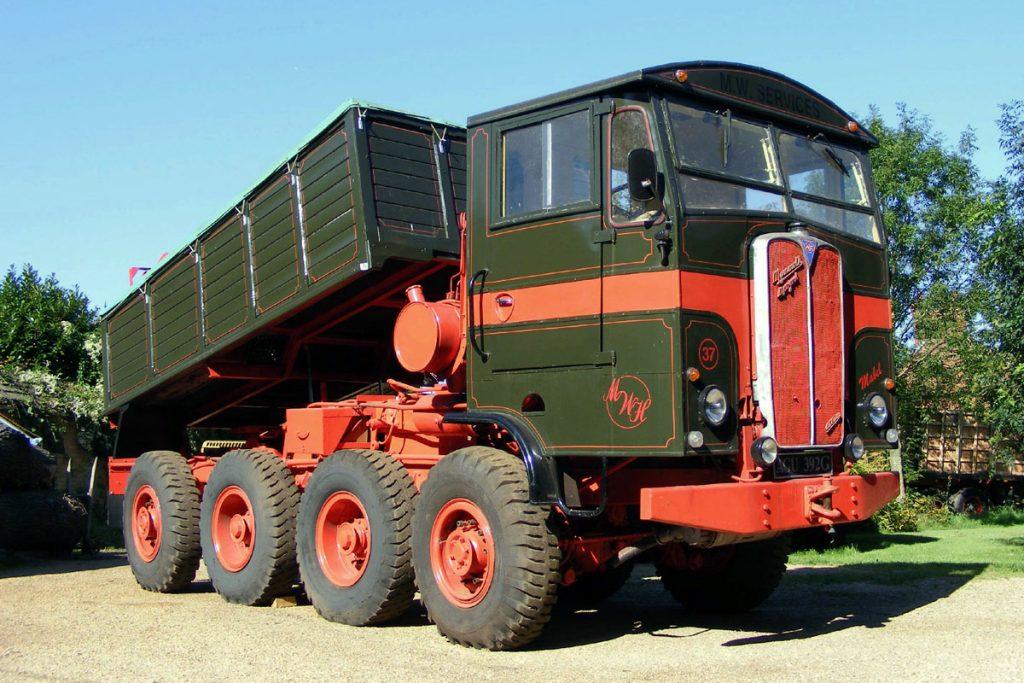 AEC Type 851