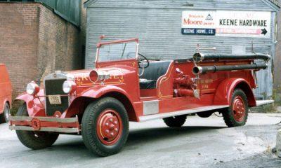 1934 Ahrens-Fox YR model