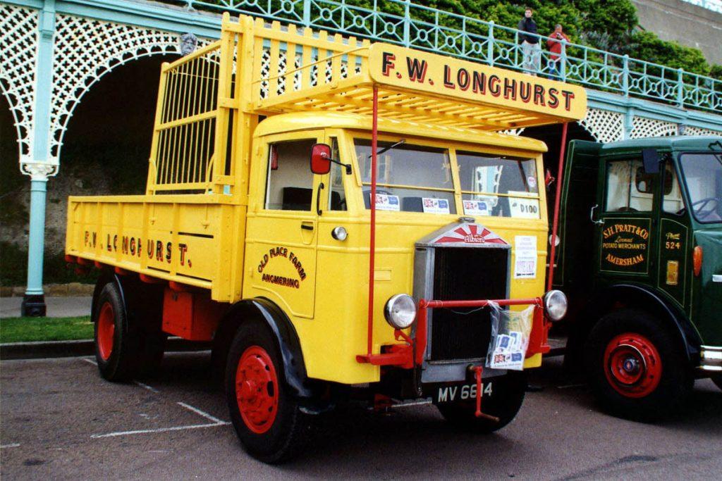 1931 Albion LMA35
