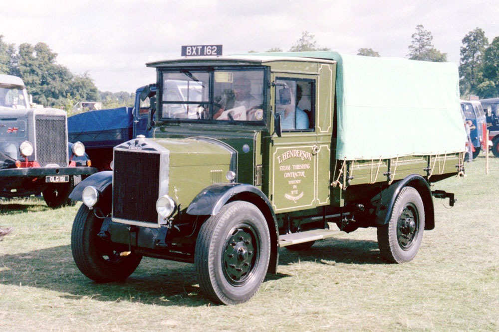 Albion Model 118