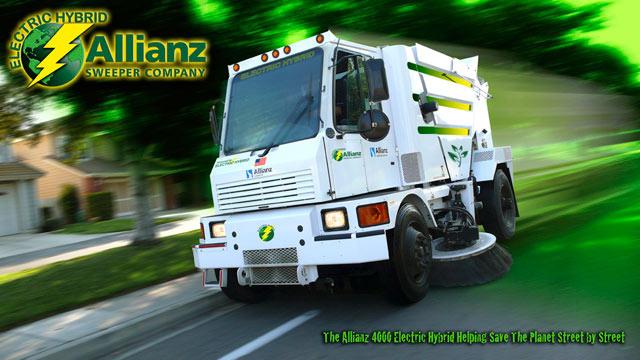 Allianz 4000 Electric Hybrid