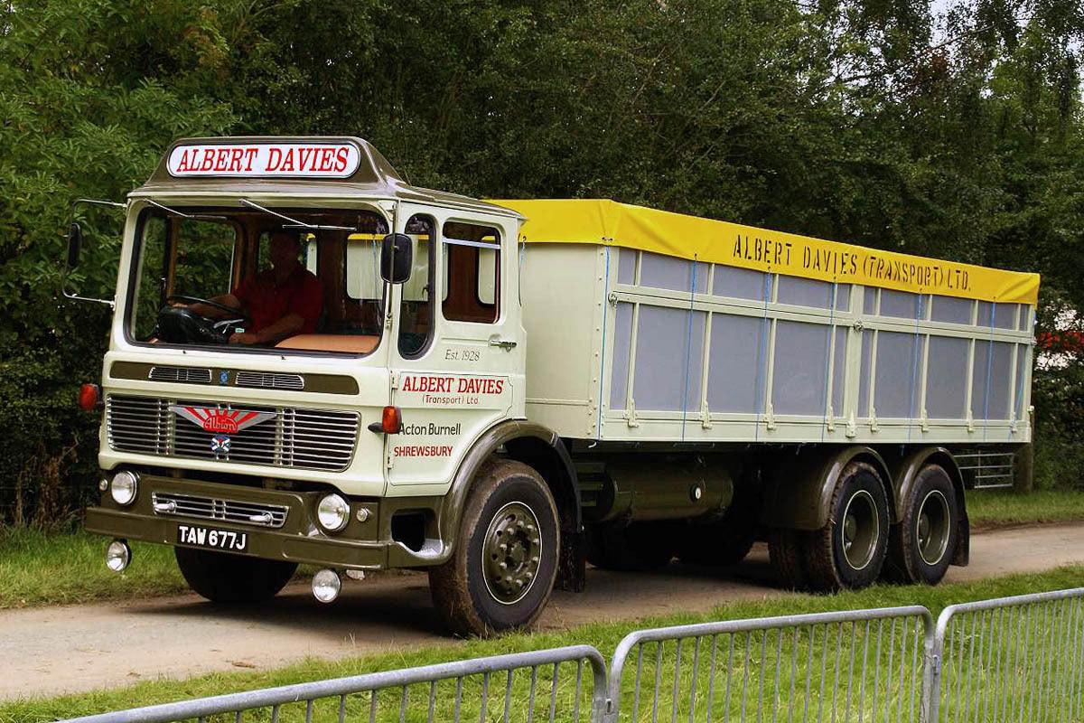 Albion Super Reiver RE33