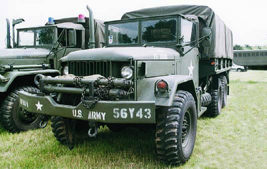 AM General M621
