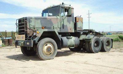 AM General M916