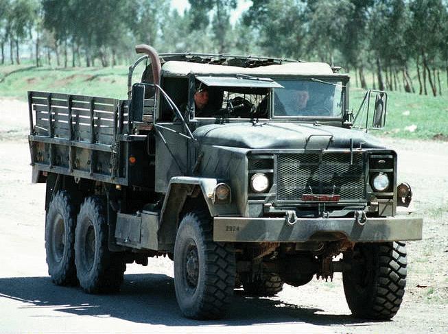AM General M923A1