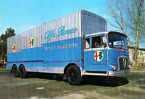 "Alfa Romeo Mille ""Motori Aviazione"""