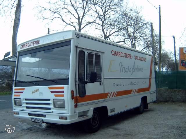 Alquier Frères Mobile Shop 2nd generation