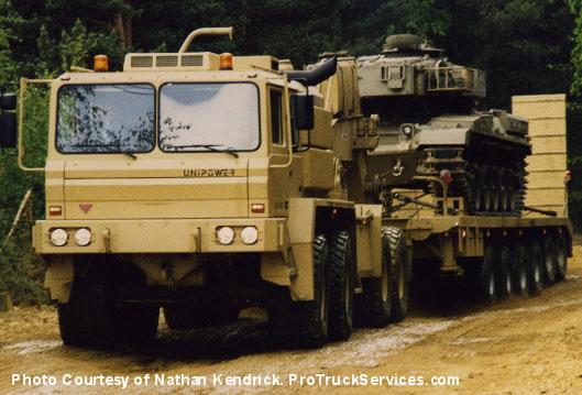 Alvis-Unipower Series M Prototype