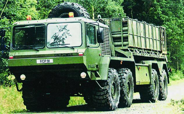 Alvis-Unipower MH-8875