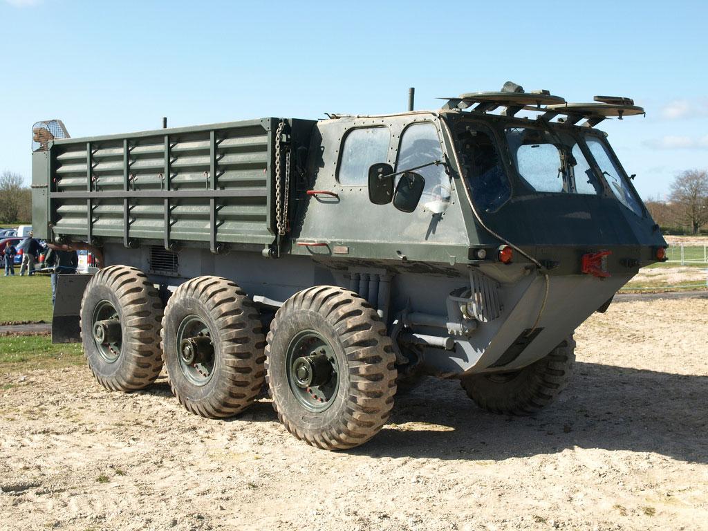 Alvis Stalwart FV-622