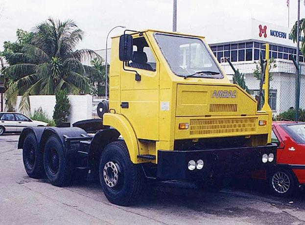 AMDAC Terminal Tractor
