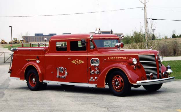 American LaFrance 600 Series