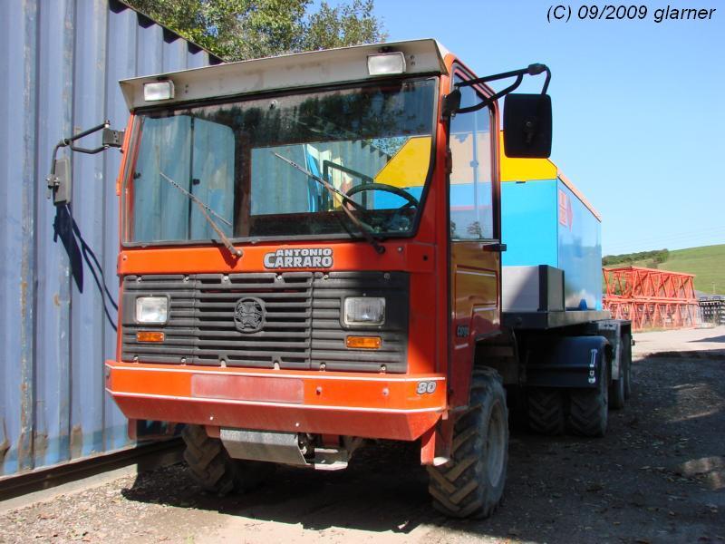 Antonio Carraro Cargo 80