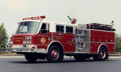 American LaFrance Century 2000