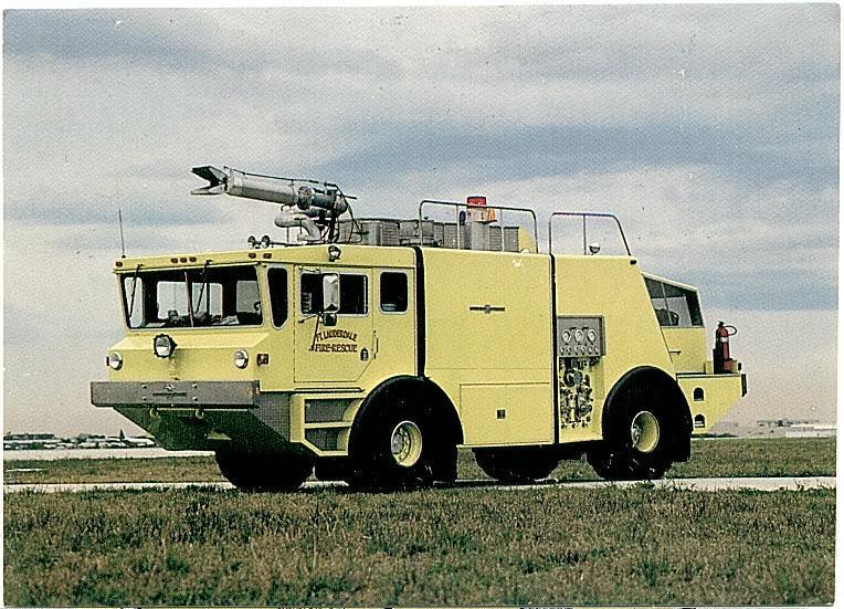 American LaFrance E10