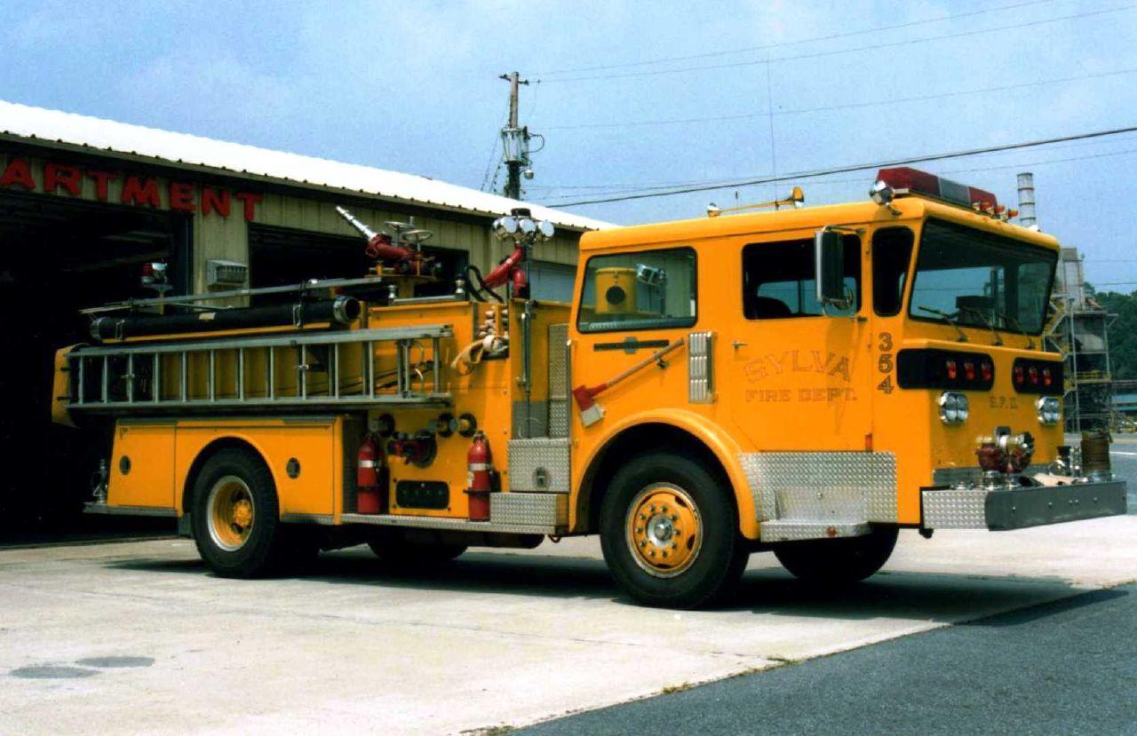 American LaFrance Pioneer III