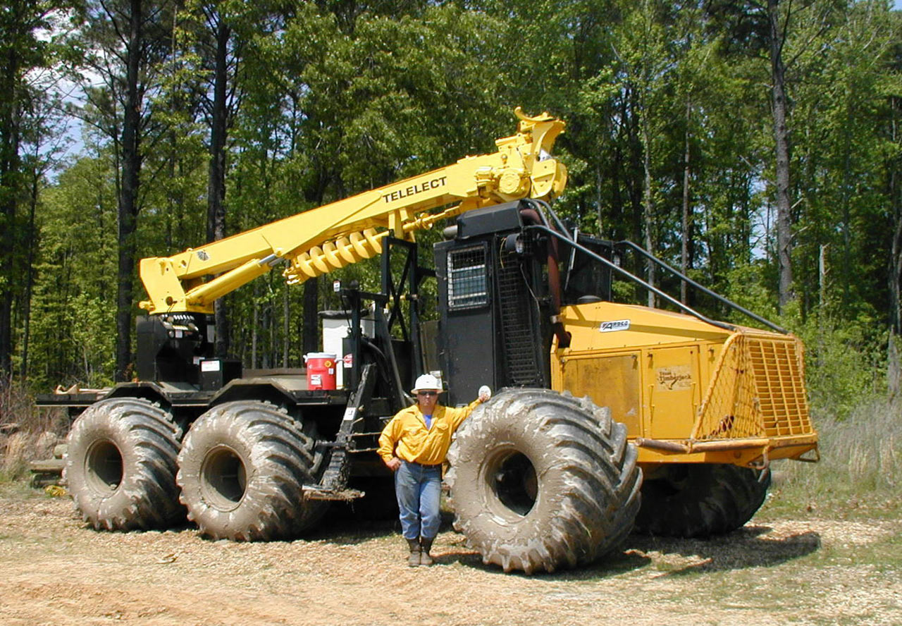 ARDCO TLF with drilling equipment