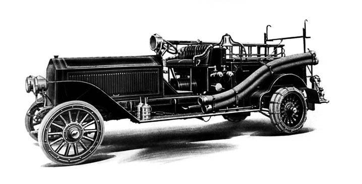 1914 American LaFrance Type 15
