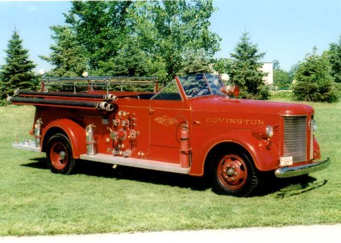 American LaFrance Type 500