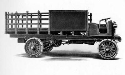 American LaFrance Type 6