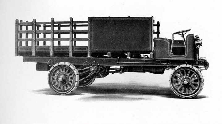 American LaFrance Type 6