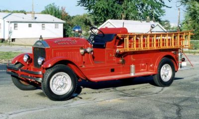 American LaFrance Type 91 Lloyd Photo