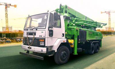 Ashok Leyland 2518C/3