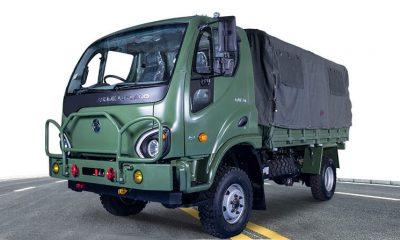 Ashok Leyland Guru 715 4x4