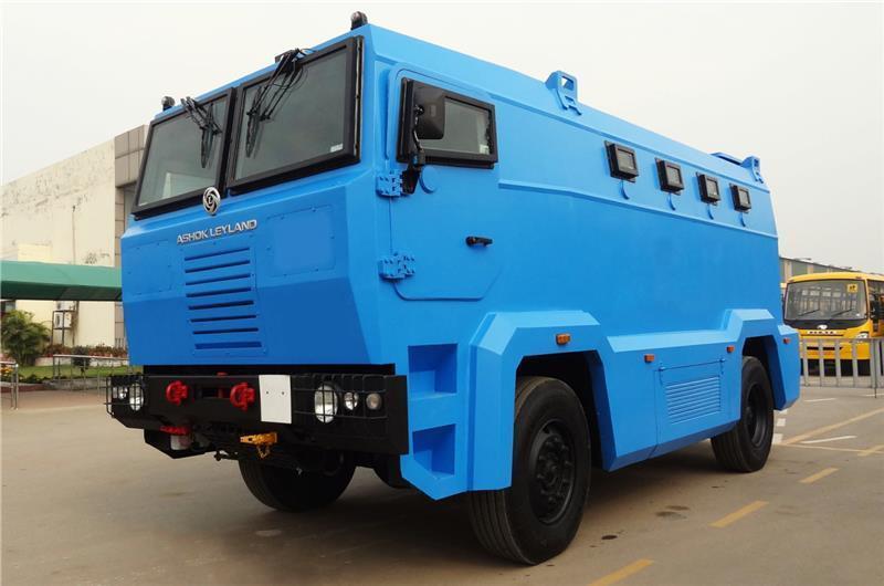 Ashok Leyland MBPV 4x4