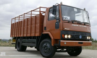 Ashok Leyland Ecomet 1112